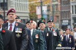 359 AHA MEDIA at Remembrance Day 2013 in Victory Square,Vancouver