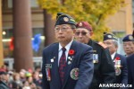 366 AHA MEDIA at Remembrance Day 2013 in Victory Square, Vancouver