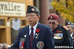 371 AHA MEDIA at Remembrance Day 2013 in Victory Square, Vancouver