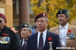 372 AHA MEDIA at Remembrance Day 2013 in Victory Square, Vancouver