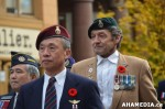 375 AHA MEDIA at Remembrance Day 2013 in Victory Square, Vancouver