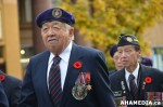 376 AHA MEDIA at Remembrance Day 2013 in Victory Square,Vancouver