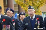 378 AHA MEDIA at Remembrance Day 2013 in Victory Square,Vancouver