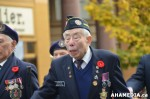 381 AHA MEDIA at Remembrance Day 2013 in Victory Square, Vancouver