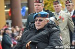 384 AHA MEDIA at Remembrance Day 2013 in Victory Square,Vancouver