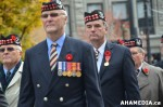 389 AHA MEDIA at Remembrance Day 2013 in Victory Square,Vancouver