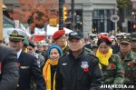 395 AHA MEDIA at Remembrance Day 2013 in Victory Square,Vancouver