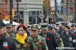 399 AHA MEDIA at Remembrance Day 2013 in Victory Square, Vancouver