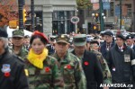 400 AHA MEDIA at Remembrance Day 2013 in Victory Square,Vancouver