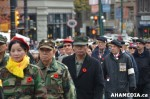 401 AHA MEDIA at Remembrance Day 2013 in Victory Square, Vancouver
