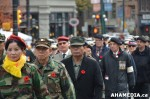 402 AHA MEDIA at Remembrance Day 2013 in Victory Square,Vancouver