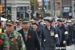 404 AHA MEDIA at Remembrance Day 2013 in Victory Square, Vancouver