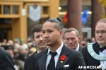 440 AHA MEDIA at Remembrance Day 2013 in Victory Square, Vancouver