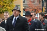 452 AHA MEDIA at Remembrance Day 2013 in Victory Square, Vancouver