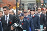 454 AHA MEDIA at Remembrance Day 2013 in Victory Square, Vancouver
