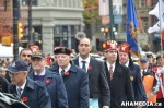455 AHA MEDIA at Remembrance Day 2013 in Victory Square,Vancouver