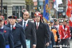456 AHA MEDIA at Remembrance Day 2013 in Victory Square, Vancouver