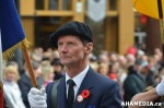 480 AHA MEDIA at Remembrance Day 2013 in Victory Square,Vancouver