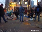 51 AHA MEDIA at Pigeon Park Street Market in Vancouver DTES Sunday Nov 24,2013