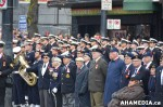 51 AHA MEDIA at Remembrance Day 2013 in Victory Square, Vancouver