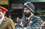 556 AHA MEDIA at Remembrance Day 2013 in Victory Square, Vancouver
