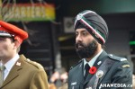 557 AHA MEDIA at Remembrance Day 2013 in Victory Square,Vancouver
