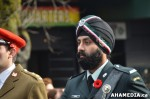 558 AHA MEDIA at Remembrance Day 2013 in Victory Square,Vancouver