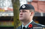 559 AHA MEDIA at Remembrance Day 2013 in Victory Square,Vancouver