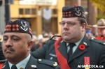 620 AHA MEDIA at Remembrance Day 2013 in Victory Square,Vancouver