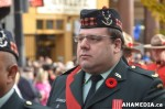 621 AHA MEDIA at Remembrance Day 2013 in Victory Square,Vancouver