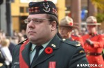 622 AHA MEDIA at Remembrance Day 2013 in Victory Square,Vancouver
