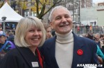 655 AHA MEDIA at Remembrance Day 2013 in Victory Square, Vancouver