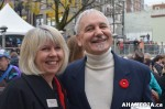 656 AHA MEDIA at Remembrance Day 2013 in Victory Square, Vancouver