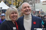 657 AHA MEDIA at Remembrance Day 2013 in Victory Square, Vancouver