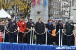 667 AHA MEDIA at Remembrance Day 2013 in Victory Square, Vancouver