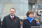 669 AHA MEDIA at Remembrance Day 2013 in Victory Square, Vancouver