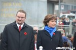 671 AHA MEDIA at Remembrance Day 2013 in Victory Square,Vancouver