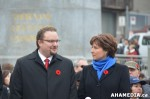 674 AHA MEDIA at Remembrance Day 2013 in Victory Square,Vancouver