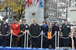 677 AHA MEDIA at Remembrance Day 2013 in Victory Square, Vancouver