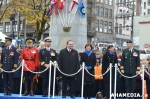 678 AHA MEDIA at Remembrance Day 2013 in Victory Square,Vancouver