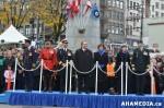 679 AHA MEDIA at Remembrance Day 2013 in Victory Square, Vancouver