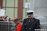 78 AHA MEDIA at Remembrance Day 2013 in Victory Square, Vancouver