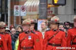 8 AHA MEDIA at Remembrance Day 2013 in Victory Square,Vancouver