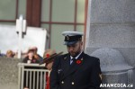 90 AHA MEDIA at Remembrance Day 2013 in Victory Square,Vancouver