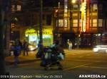91 AHA MEDIA at Pigeon Park Street Market in Vancouver DTES Sunday Nov 24,2013