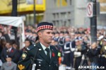 95 AHA MEDIA at Remembrance Day 2013 in Victory Square,Vancouver