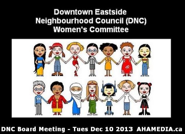 1 AHA MEDIA at DNC Board Meeting - Tues Dec 10 2013