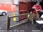 1 AHA MEDIA  sees HXBIA Tool build Solar Panel Mounting System on Tues Dec 31 2013 (132)