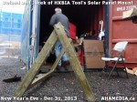 1 AHA MEDIA  sees HXBIA Tool build Solar Panel Mounting System on Tues Dec 31 2013 (148)