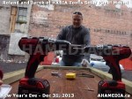 1 AHA MEDIA  sees HXBIA Tool build Solar Panel Mounting System on Tues Dec 31 2013 (16)